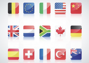 """""""World Flags"""" Icon"""
