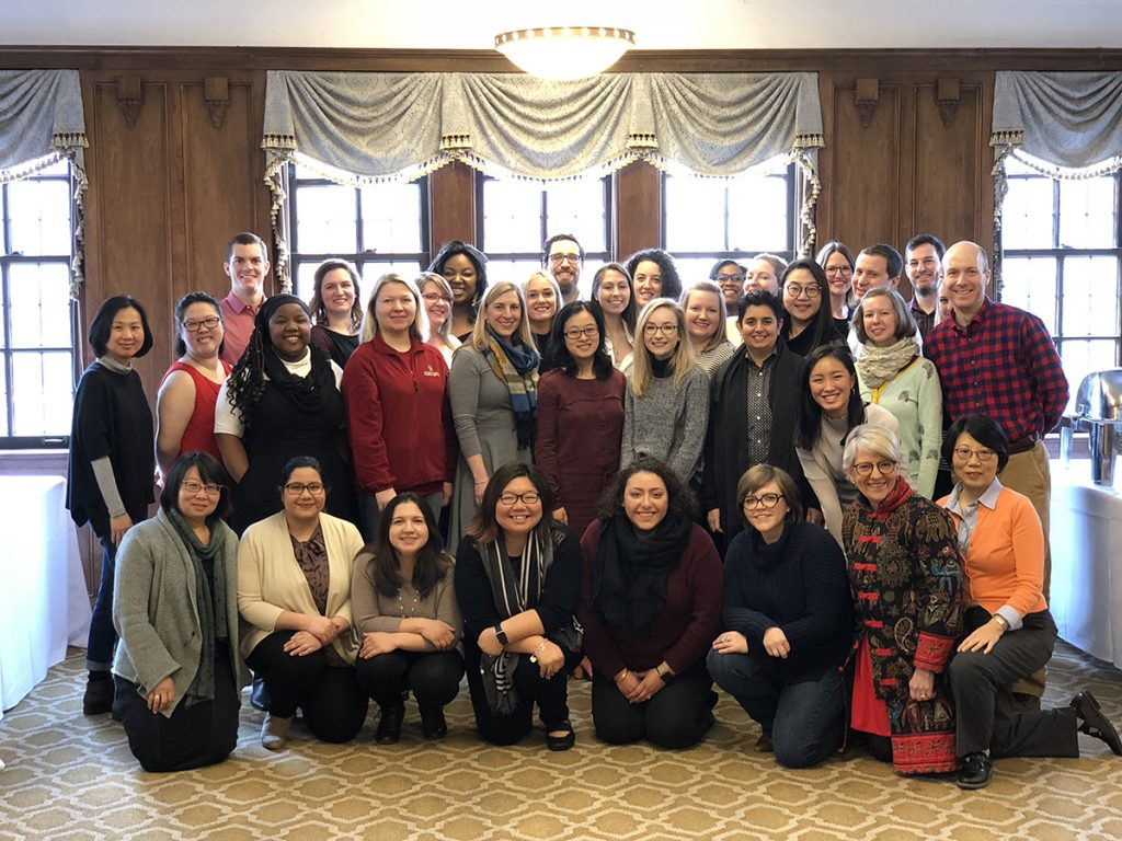 BTAA Summit on Integration Group Photo, 2018