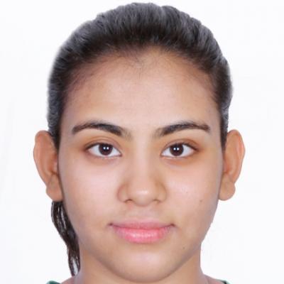 Photo of Hiya Jain, International Student Advisory Board Member