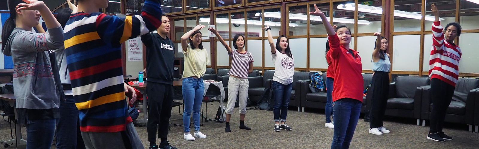 Dance lesson by LANSe Dance