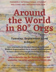 Around the World in 80 Orgs